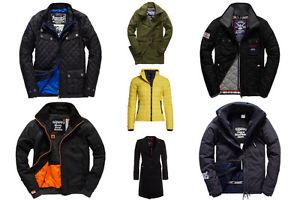 [Ebay WOW] Superdry Jacken für Damen und Herren verschiedene Modelle und Größen statt ehemaligen UVP von 149,95 € bis zu - 60 %
