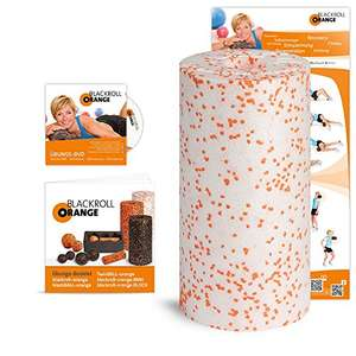 Blackroll Orange MED - Faszienrolle