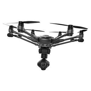 Yuneec Typhoon H Pro für 1111€ @ Amazon - Hexacopter mit 4K Kamera, Kollisionssensoren, Fernbedienung mit Display