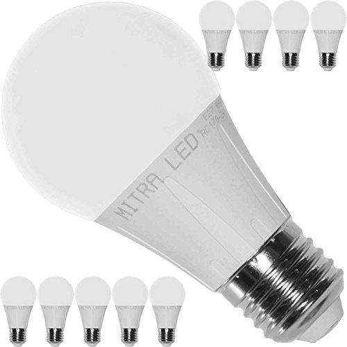 Amazon Gutschein 20 % auf MITRA LED Lampen E27 10er Packung 7 Watt