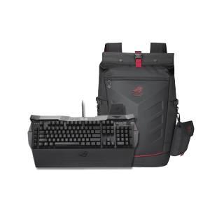 [K&M] Tastatur Asus ROG GK2000 Keyboard inkl. ROG Backpack RANGER