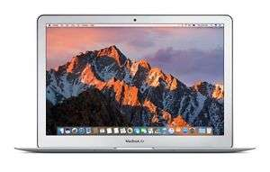 "Macbook Air 13"", 1.6 Ghz, 128 GB SSD, 8GB Ram @ebay - cyberport"