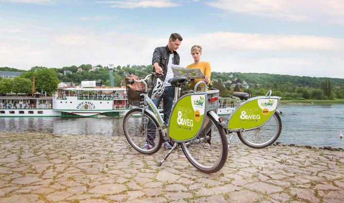 [Dresden] Free 30 min für SZ & DVB Abo Kunden SZ-BIKE Fahrradverleih