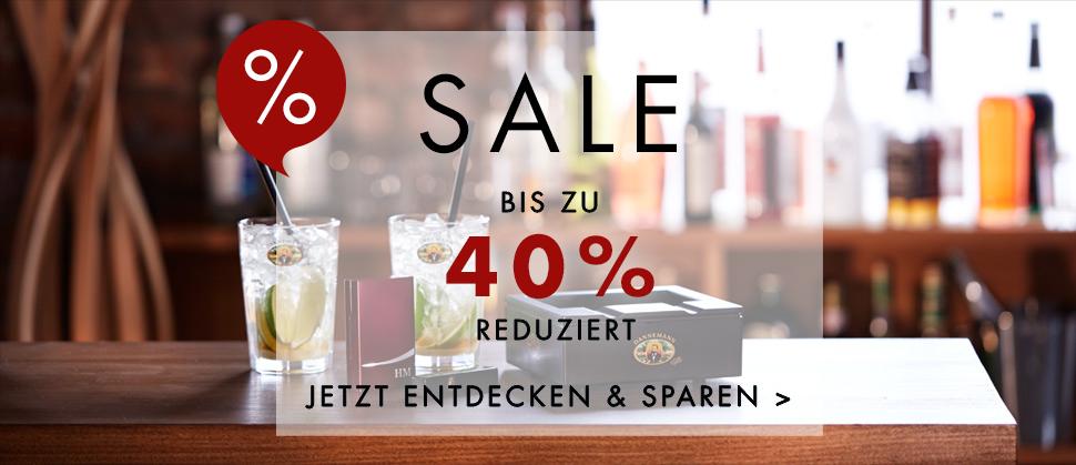 [DANNEMANN] Sale im Shop bis - 40% und VSK-frei und Freebies durch Genusspunkte möglich
