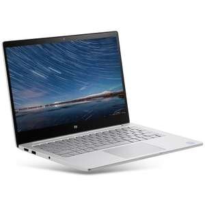 Xiaomi Air 13 Notebook (13,3'' FHD IPS, i5-6200U, 8GB RAM, 256GB SSD, Geforce 940MX, USB Typ-C, Wlan ac, 1,28kg Gewicht, Win 10) für 629,86€ Gearbest]