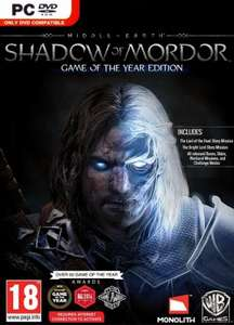 Middle-Earth: Shadow of Mordor GOTY (Passend zur Fortsetzung ^^)