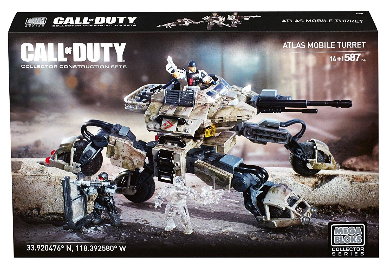 Mattel Mega Bloks CNG85 – Call Of Duty – X4 Walker Bau und Konstruktionsspielzeug für 28,46€