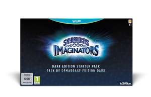 [Amazon] Skylanders Imaginators: Starter Pack - Dark Edition - Wii U