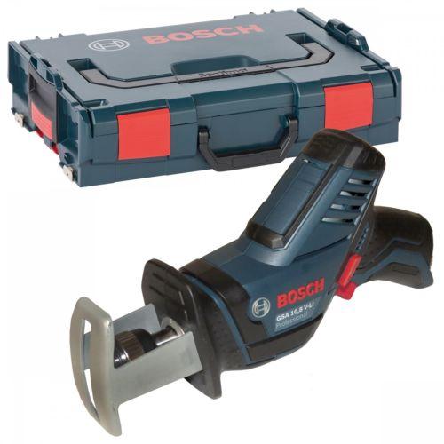 [Passiontec] Bosch GSA (Universalsäge) 10,8 V-LI Professional SOLO (ohne Ladegerät und Akku) mit LBoxx