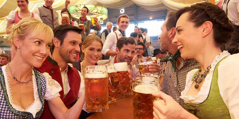 Frühlingsfest Stuttgart am 24.4. Reservierung im Göckelesmaier Zelt für 5 Personen inkl. 94,50 € Wertmarken für 72,50 €