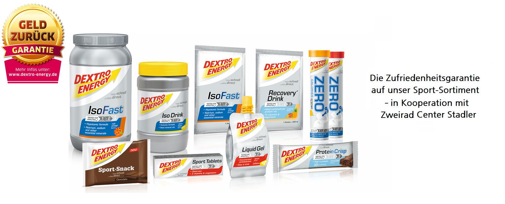 Dextro  Energy  GzG // Kauf NUR bei Zweirad Stadler on-/offline