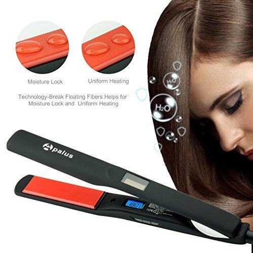 Apalus® Glätteisen, Professional Ionen Haarglätter [Amazon Prime, sonst +3€ VSK]