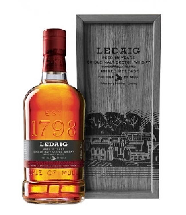 LEDAIG 19 YEARS OLD MARSALA FINISH 51% @whiskysite.nl