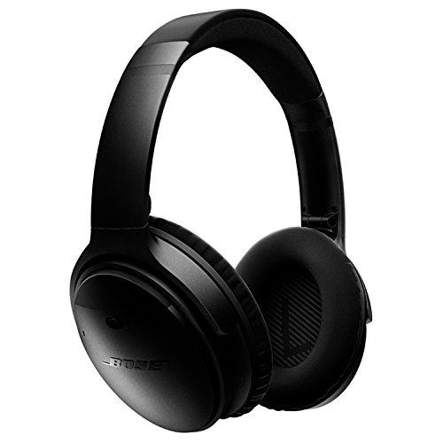 Bose QC35 Schwarz/Silber für 269,64€ bei [amazon.es] - Noise Cancelling Kopfhörer