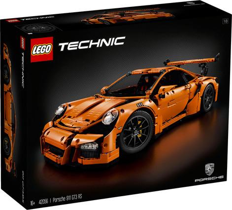 LEGO® Technic - 42056 - Porsche 911 GT3 RS bei Windeln.de
