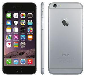 APPLE IPHONE 6 64GB SPACEGRAU
