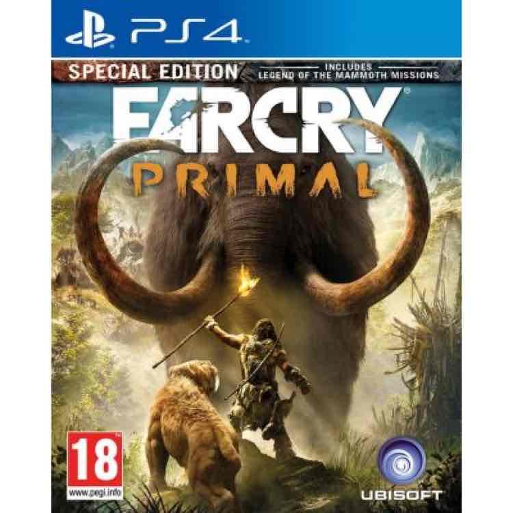 [MM/Conrad/Netgames] Far Cry Primal Special Edition PS4