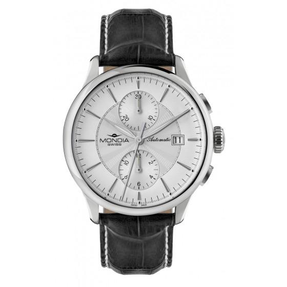 (update) Mondia Swiss Classic Automatik Chronograph mit Valjoux 7750
