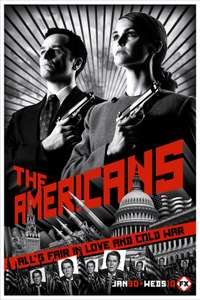 [Google Play Store] The Americans Folge 1 der 1.Staffel - kostenlos