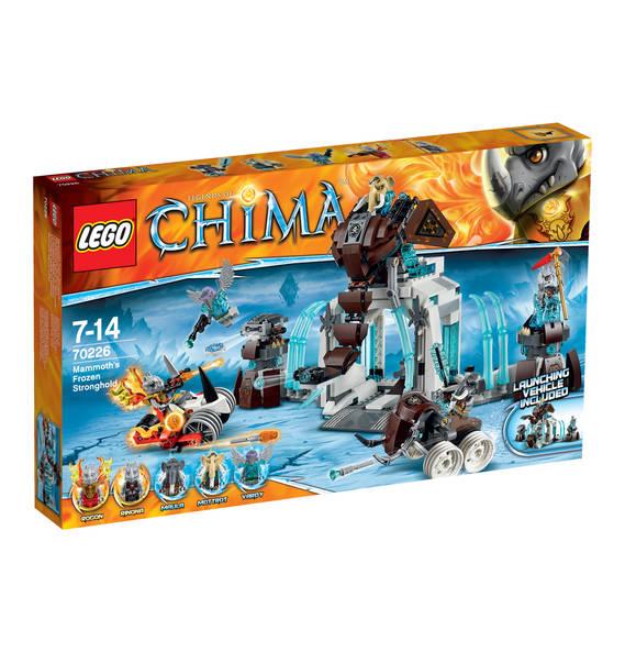 Lego Chima 70226 Die Eisfestung der Mammuts für 26,99€ bei Abholung @GALERIA Kaufhof