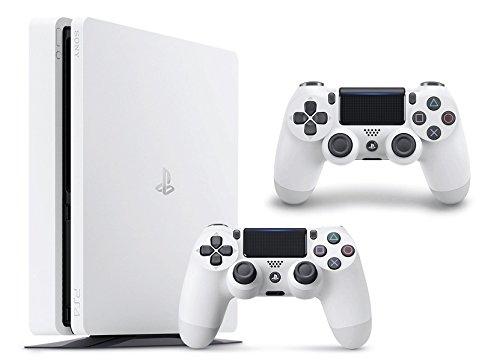 Sony PlayStation 4 Slim + 2. Dualshock 4 v2 Controller für 255,82€ (Amazon.fr)