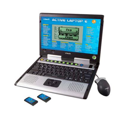 """vTech Laptop """"Active E"""" für Kinder ab 7 Jahren für 29,94€ inkl. VSK bei [Limango]"""