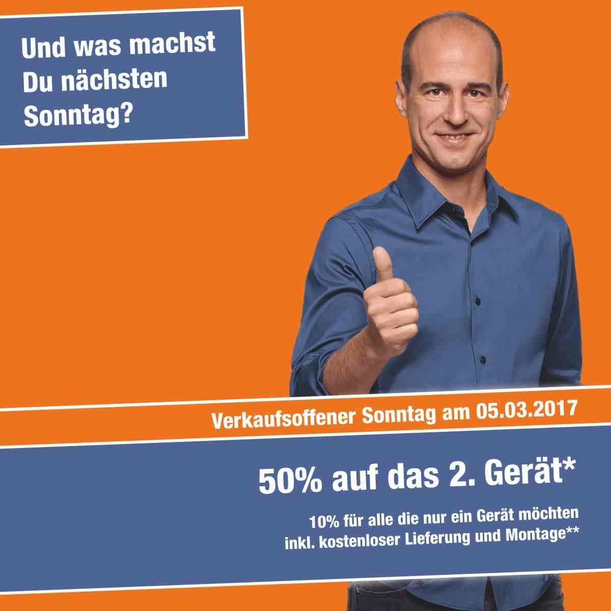 [Lokal][Expert Goslar] 50% auf das zweite Gerät z.B. 2x iPhone 7 128gb für jeweils 651,75€