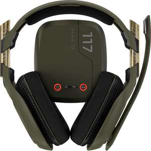 [Last Gen Sale] Astro A50 Headset 7.1 Dolby Surround Multi-System - Xbox One / PS4 / PC / Xbox 360 / PS3 / mobile | PVG 271,83