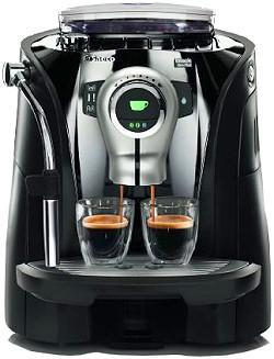 Saeco RI9755/11 Kaffeevollautomat Black Giro Plus 279,90€ inkl. VSK @dealclub