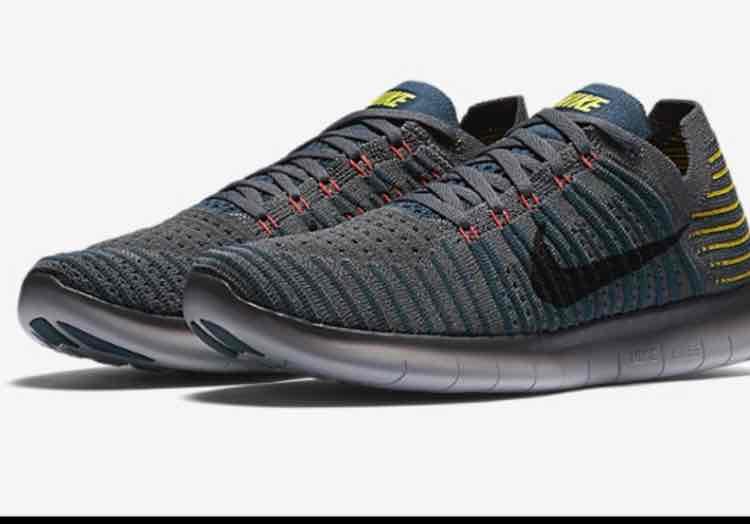 Nike Free RN Flyknit Herrenlaufschuhe wieder um 50% günstiger! (64,99€)