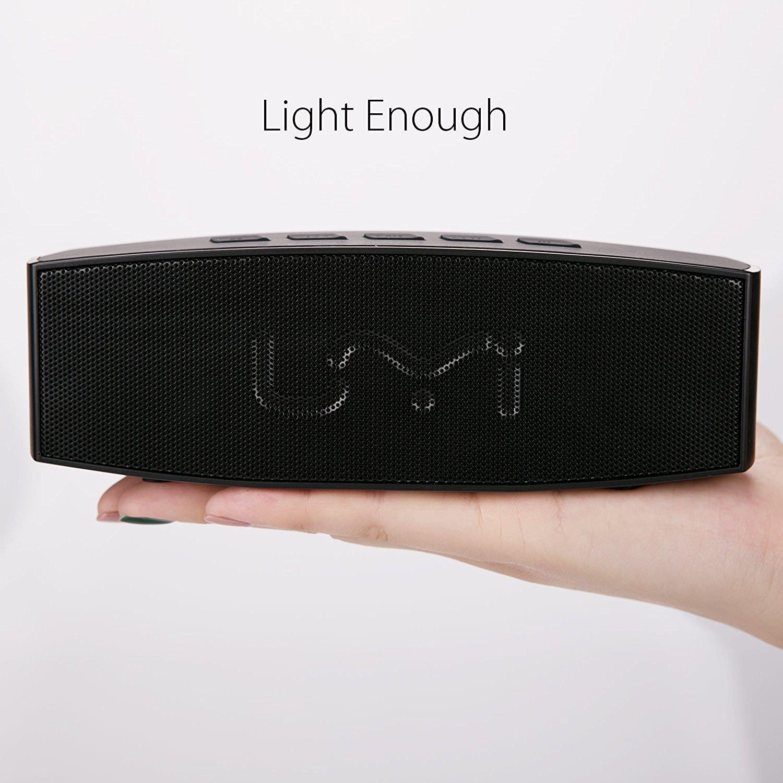 Portabler Bluetooth Lautsprecher -  mit 10W Treiber - Im Angebot