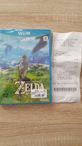 (Lokal Media Markt Oststeinbek) Zelda Breath of the Wild für Nintendo WiiU