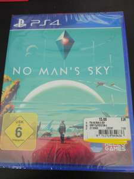[Lokal Media Markt] No Man's Sky PS 4 in Kaufpark Eiche bei Berlin