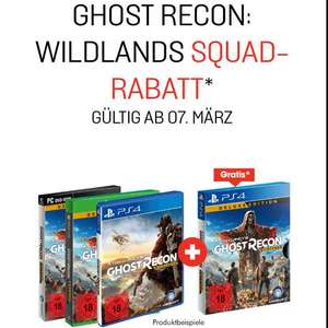 [GameStop]: Tom Clancy's Ghost Recon Wildlands Deluxe Edition