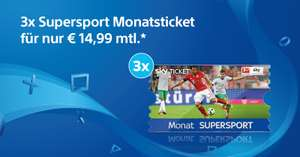 "Sky Supersport Monatsticket 3 Monate für je 14,99€ durch ""Deadlink"""