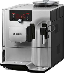 Amazon.IT: Bosch TES803M9DE Kaffeevollautomat Vero Selection 300 (1600 W, OneTouch Funktion, Cappuccinatore) edelstahl / hochglanz anthrazit