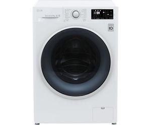 [ao.de / ebay] LG Electronics F 14U2 VDN1H Waschmaschine FL / A+++ / 174 kWh/Jahr / 1400 UpM / 9 kg / 9500 L/Jahr / 14 vorprogrammierte Programme / weiß / Smart Diagnosis