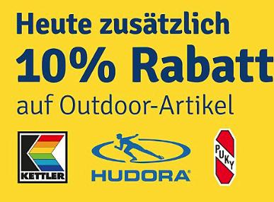 10% Rabatt auf Outdoor-Artikel (39€ MBW) bei [MyToys] - Fahrräder, Spielgeräte.. z.B. Bestway Pool mit Pumpe für 47,04€ statt ca. 65€