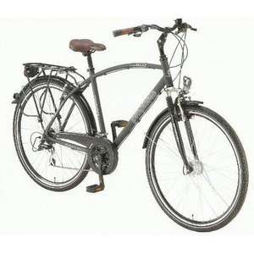 """Prophete Alu-Trekkingrad 28"""" für 149 Euro,  50% auf alle Fahrräder  @ Kaisers ab 25.06."""