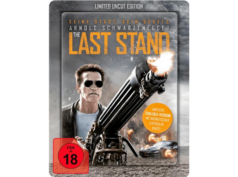 The Last Stand (Limited Uncut Steelbook Edition) (Blu-ray) für 5,99€ Versandkostenfrei (Saturn)
