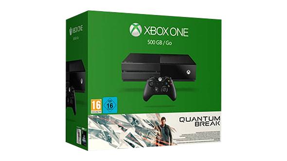 Xbox One 500GB + Quantum Break + Alan Wake für 157,76€ [nur Schweiz] oder für 187,76€ [inkl. EUSt und Versand] [Microsoft Store CH]