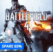 Battlefield 4 (PS3 & PS4) im PS-Store