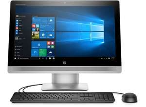 "HP All-in-One Touchscreen 27"" Pavilion oder 23"" EliteOne 800 G2 23"" (Intel i5-6500 mit 3.2GHz, bis 3.6GHz, 8 GB RAM, 1TB HDD, Windows 10 Pro) für 941,49€ im HP Education Store"