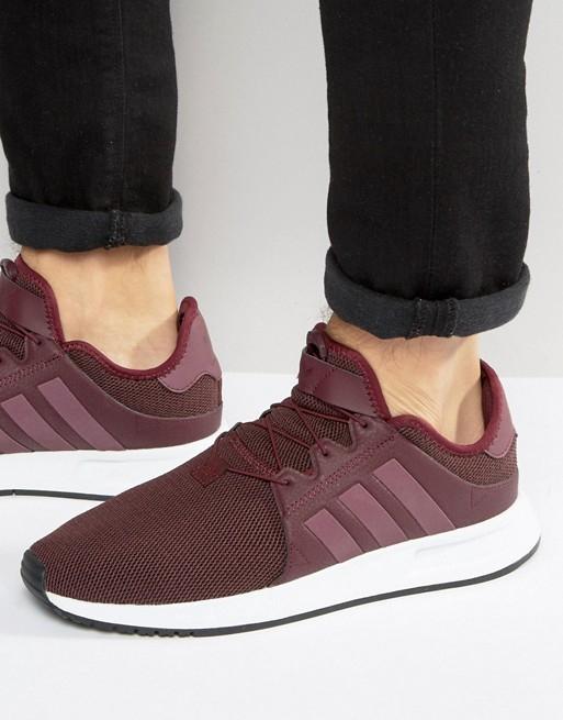 [ASOS] Adidas Originals X_PLR Sneakers Rot
