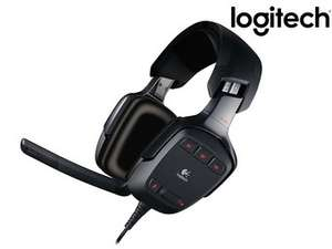 Logitech G35 Virtual 7.1 Gaming-Headset (Refurb.) bei IBOOD