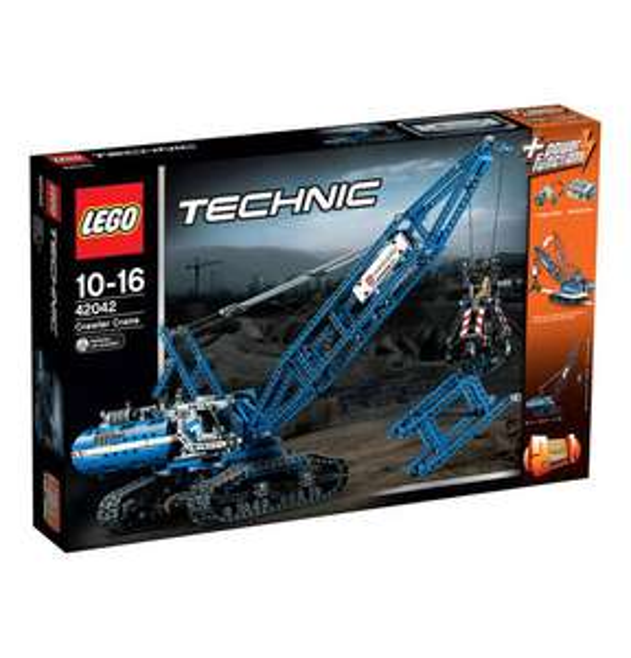 LEGO Technic Seilbagger 42042 für 98,99€ [Galeria Kaufhof]