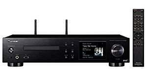 [Amazon Blitzangebote] Pioneer NC-50 DAB-B Netzwerk CD Receiver (50 Watt pro Kanal, Streaming Vielfalt, FireConnect ready, Google Cast ready, tuneIn Internetradio, WiFi & Bluetooth integriert) schwarz