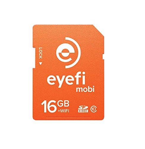 Eyefi 16GB Secure Digital Karte (WiFi, SDHC) inkl. KOSTENLOS 90 für 21,80€ [Amazon Vorbesteller?]
