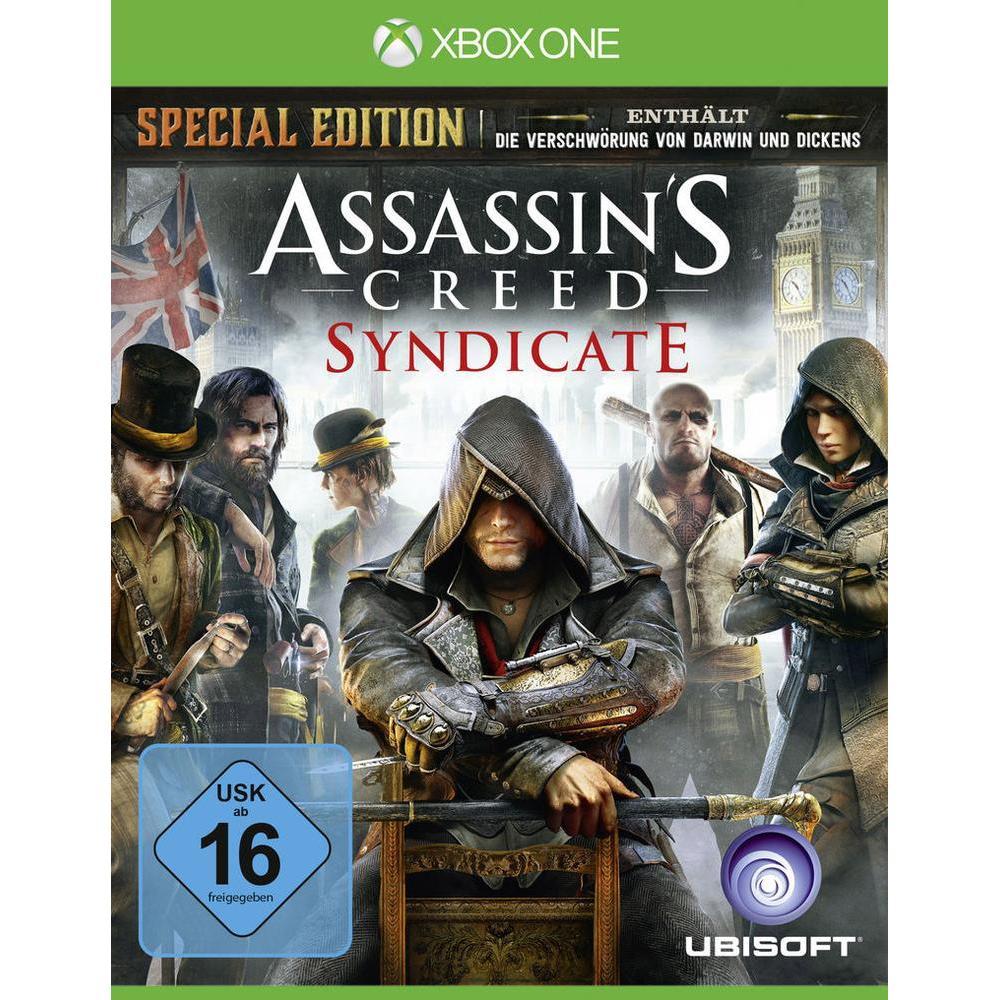 Assassins Creed: Syndicate Special Edition (Xbox One) für 17,29€ (Amazon Prime-Mitglieder)