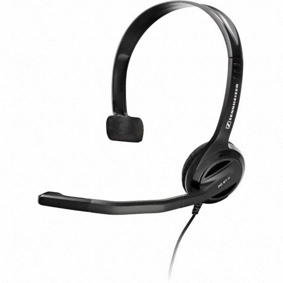 [OTTO] Sennheiser Headset PC 21 II + Antennenkabel   6,93 Euro   evtl. nur 98 Cent   PVG 20,98 Euro